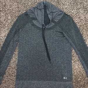 Women's under armour seamless pullover